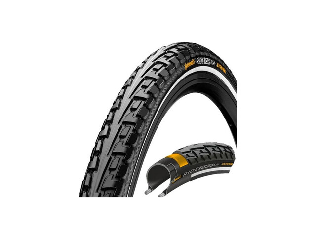 Continental Ride Tour 20 x 1,75 Zoll Draht Reflex schwarz/schwarz